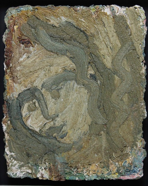 , 'Head of Partou,' 1993, Castlegate House Gallery