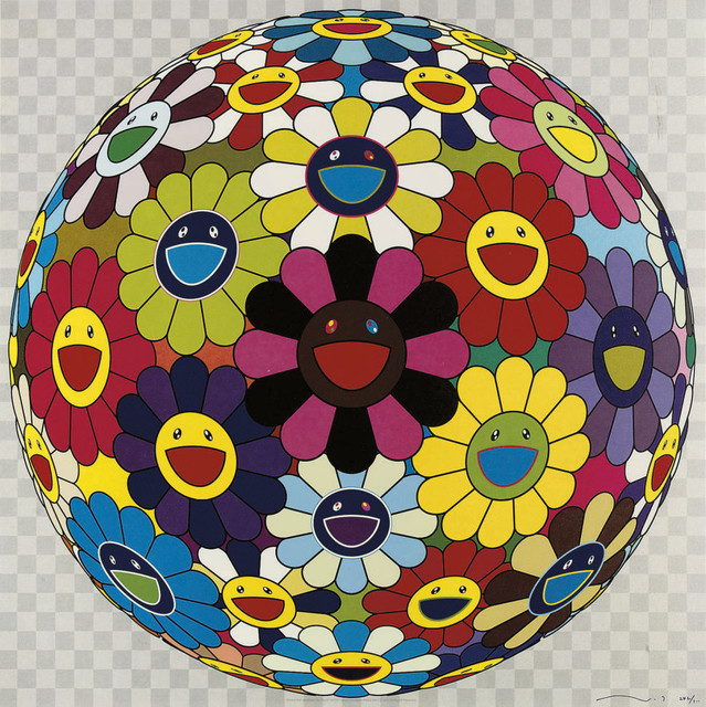 Takashi Murakami, 'FLOWERBALL KINDERGARTEN DAYS', 2007, Marcel Katz Art
