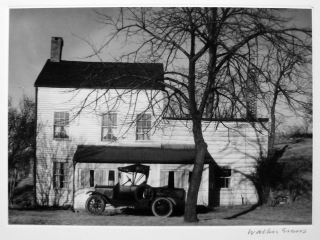 , 'Farmhouse, Westchester County, N.Y.,' 1936, G. Gibson Gallery