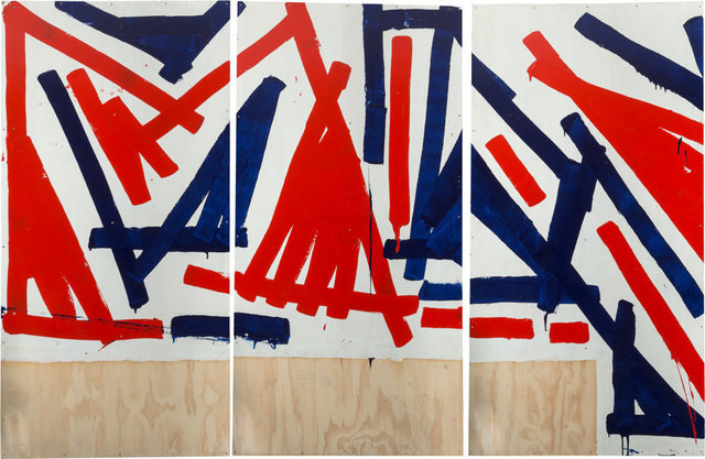 RETNA, 'Untitled, polyptych', 2016, Heritage Auctions