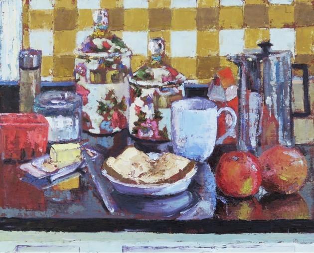 , 'Toast,' , Miller Gallery