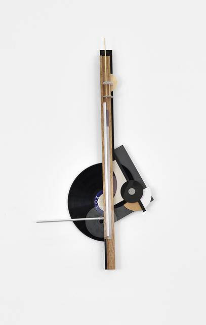 , 'Vox Instrument,' 2017, Galerie Thomas Bernard
