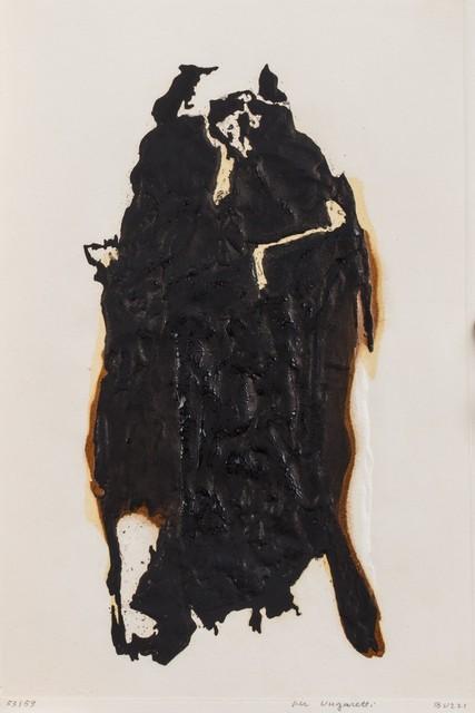 Alberto Burri, 'Alberto Burri', 1968, Finarte