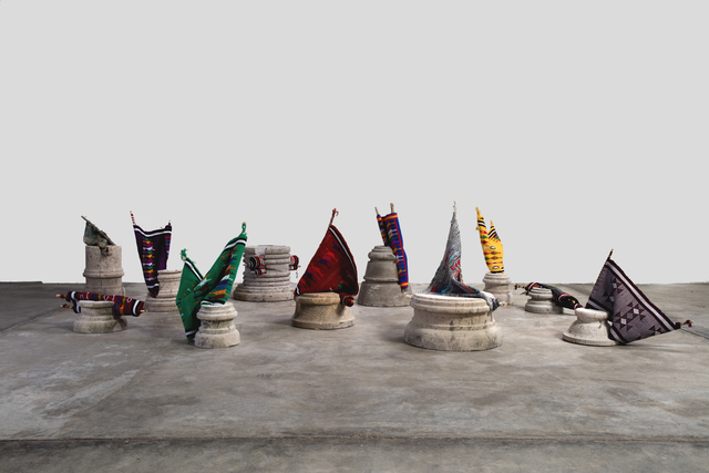 , 'Cántico del descenso,' 2014, Proyecto Paralelo