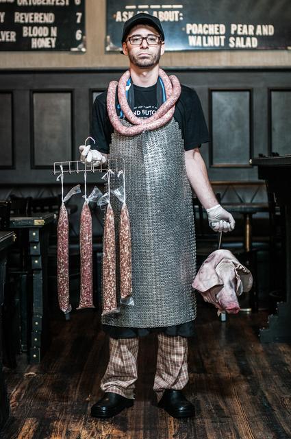 , 'Butcher,' 2011-2017, Jen Mauldin Gallery