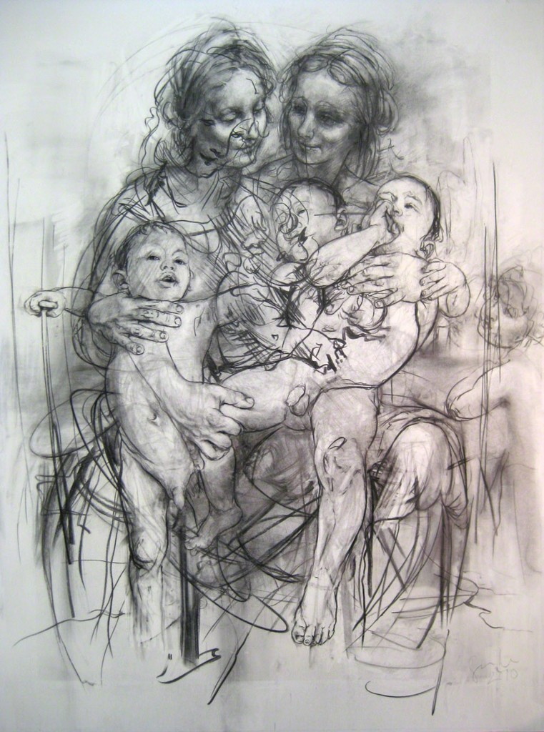 Are Drawings A Visual Art
