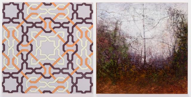 , 'Alhambra - Garden,' 2015, Reynolds Gallery