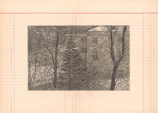 , 'sans titre  (de la série Badeschloss)),' 2018, Nadja Vilenne