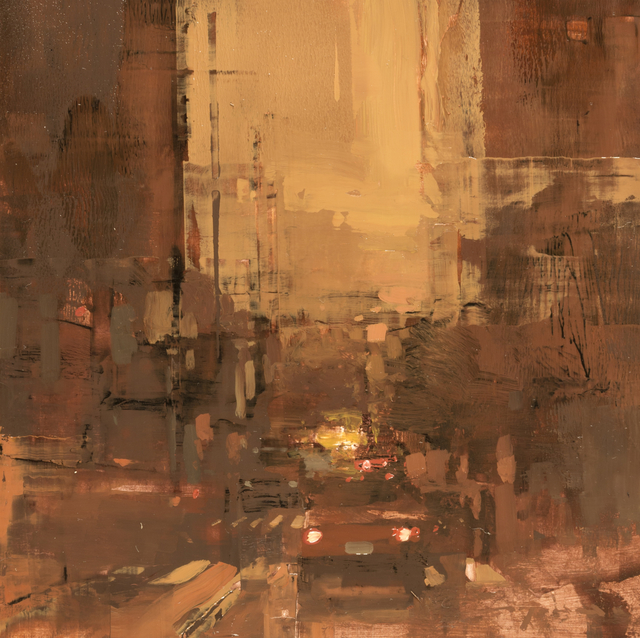, 'Cityscape - Composed Form Study No. 28,' , Gallery 1261