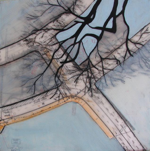 , 'Flood (Part 2),' 2005, Fountain Street
