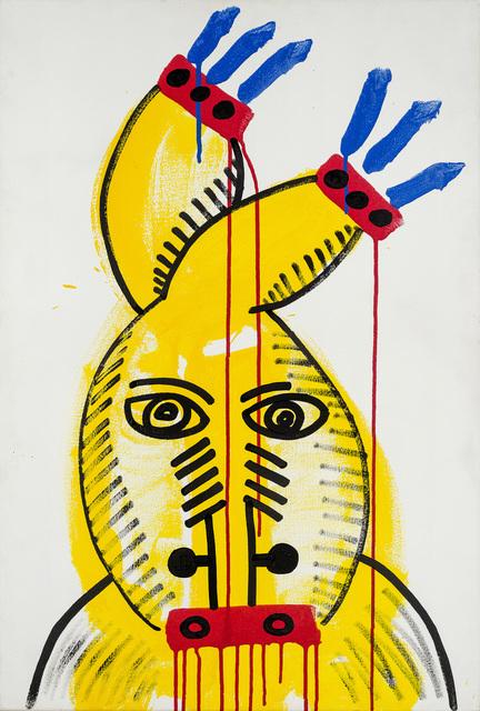 , 'Red-Yellow-Blue  #20,' 1987, Galerie Von Vertes