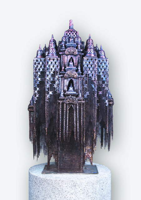 , 'Borobudur Ⅵ 婆罗浮屠(六),' 2019, Linda Gallery