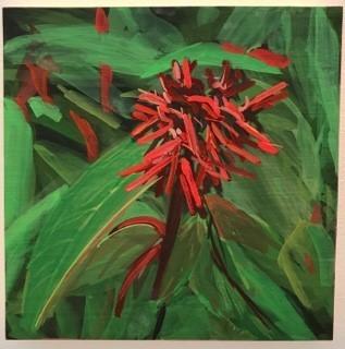 , 'Flor Roja,' 2017, Ro2 Art