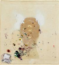 , 'Mediator 6. Hinter der Erregung vor sich selbst,' 1974, Beck & Eggeling