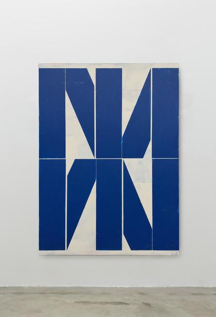 , 'Untitled,' 2017, Van der Mieden Gallery
