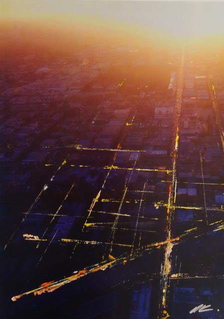 Pete Kasprzak, 'L.A. Aerial #4', 2016, Artspace Warehouse