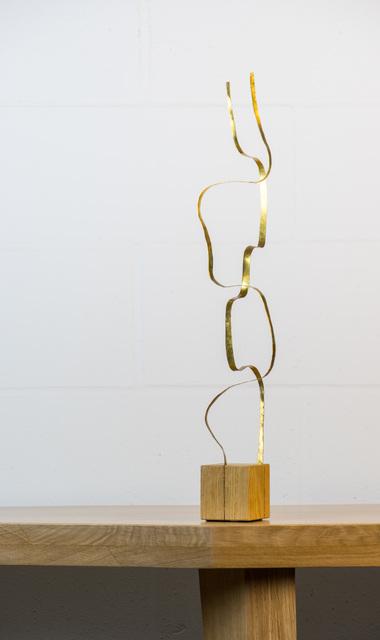 ", 'SCULPTURE in brass by Jacques Jarrige ""Angel #15,' 2017, Valerie Goodman Gallery"