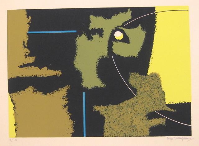 Enrico Prampolini, 'Untitled', ca. 1954, Wallector