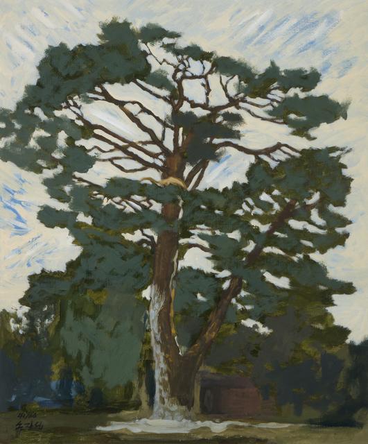 , 'Pinus Densiflora in Eastern Coast,' 2007, Hakgojae Gallery