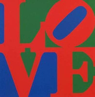 Robert Indiana, 'LOVE (Blue Red Green)', 1996, Puccio Fine Art