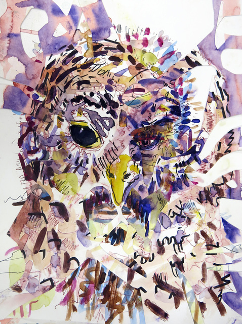 , 'Owl Boy,' 2015, Conduit Gallery
