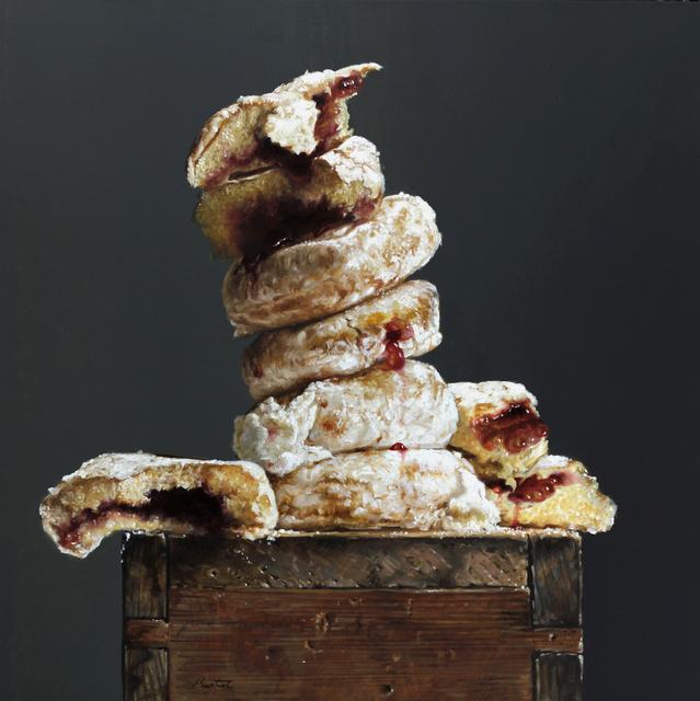 , 'Jelly and Cream,' 2019, William Baczek Fine Arts