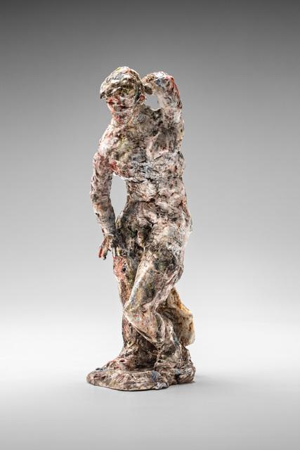 , 'Statue (knee bent),' 2015, Niagara Galleries