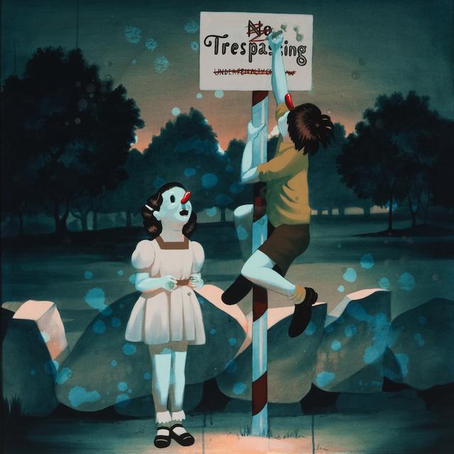 Victor Castillo, 'No Trespassing', 2011, Isabel Croxatto Galería