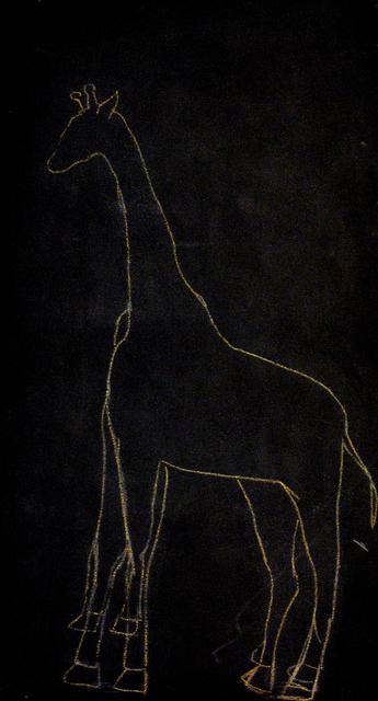 , 'Giraffe,' 2009, Carter Burden Gallery