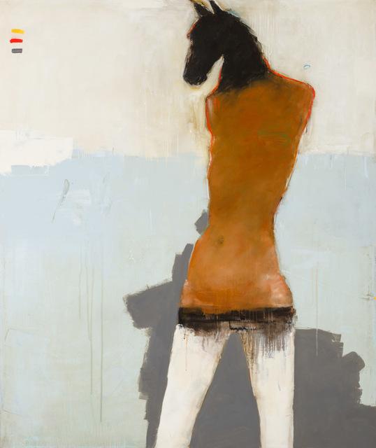 , 'Arion,' 2018, M.A. Doran Gallery