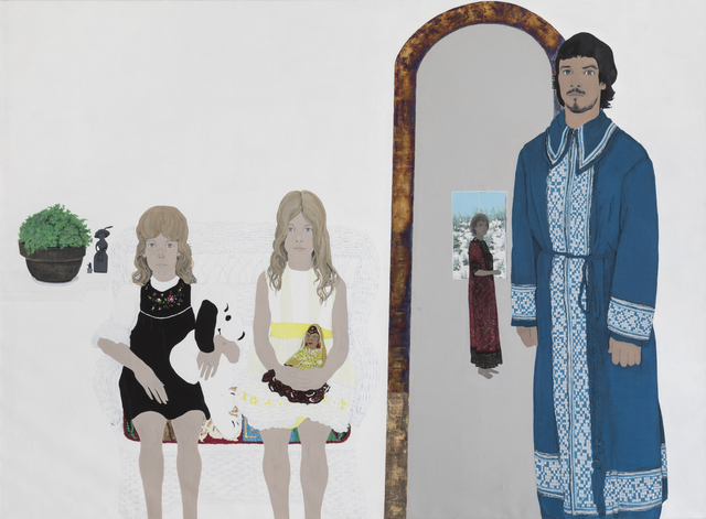 , 'Family II,' 1970, Eric Firestone Gallery