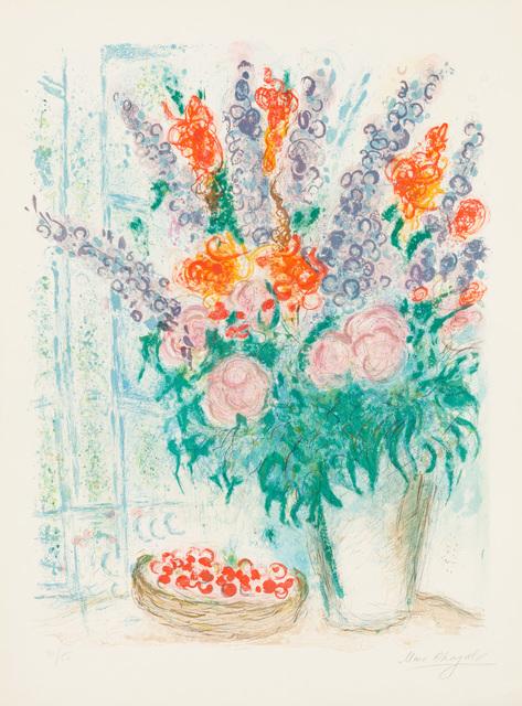 Marc Chagall, 'The Grand Bouquet', 1963, Christopher-Clark Fine Art