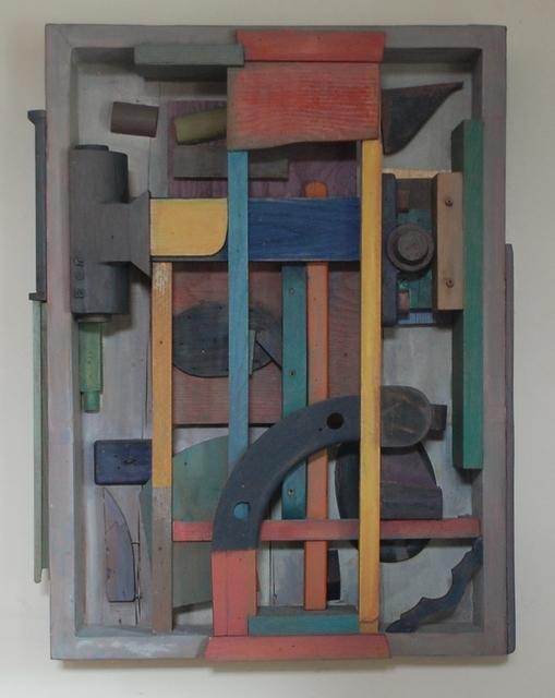 Bill Evans, 'AuSable Paper ', 2015, Sculpture, Wood, Keene Arts