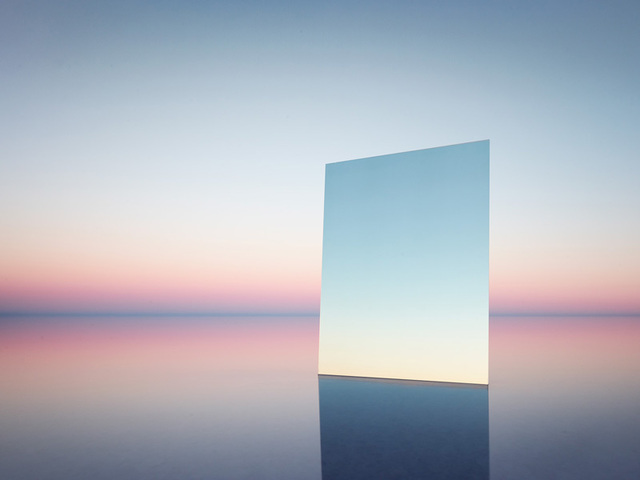 , 'Mirror 12,' 2017, Robert Mann Gallery