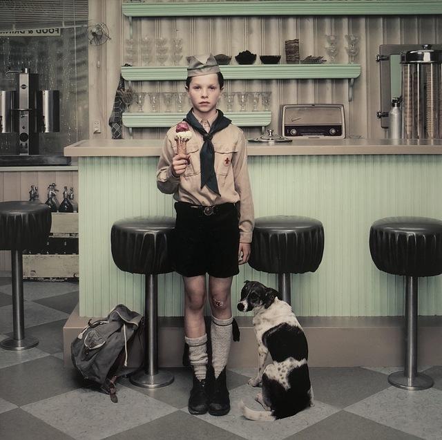 Erwin Olaf, 'The Ice Cream Parlor', 2004, inch&cm