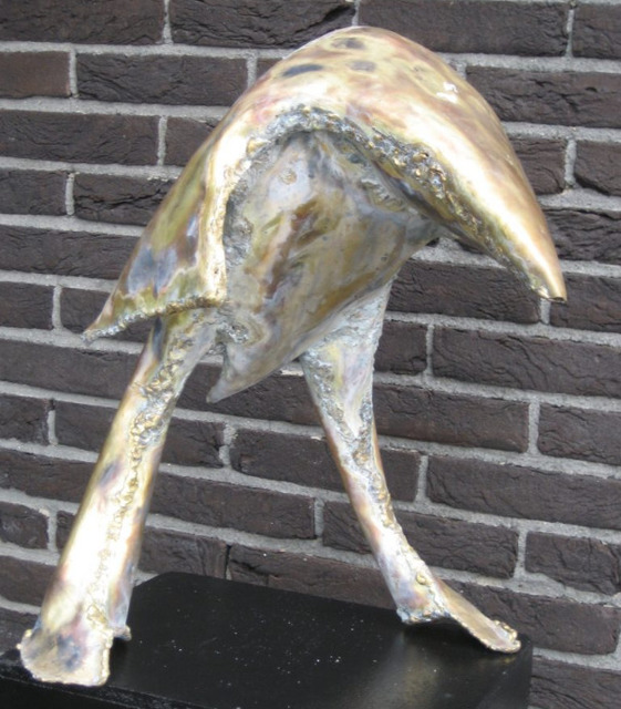 Reinhoud d'Haese, 'Suspens', 2002, Okker Art Gallery
