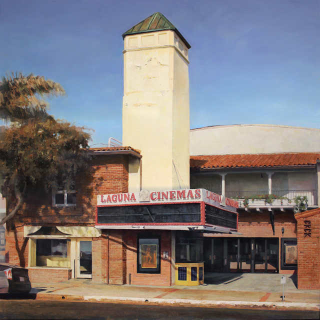 , 'Laguna Cinemas,' 2016, Sue Greenwood Fine Art