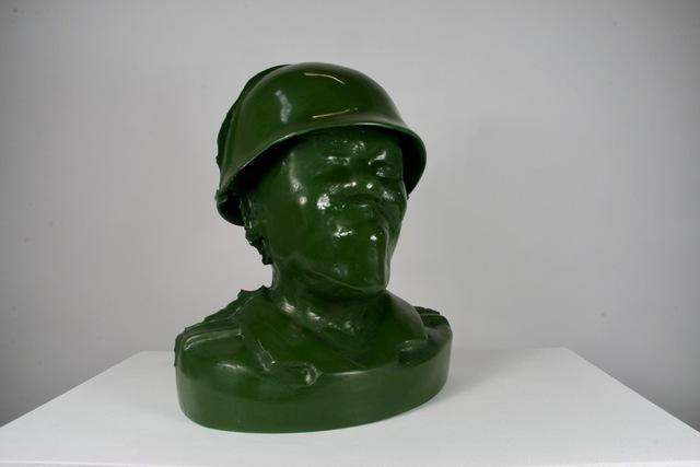 , 'SOLDIER BITE TONGUE ,' 2018 , Davidson