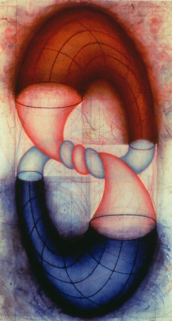 , 'Untitled (NJVL 91N 6),' 1991, Von Lintel Gallery