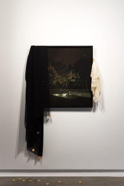 , 'Yellow Rain,' 2018, Blindspot Gallery