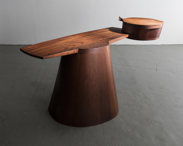 , 'Hand-carved desk,' 1964, R & Company