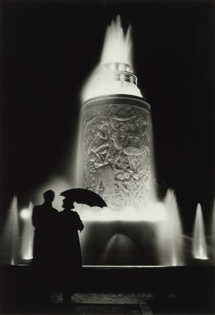 Fred Stein, 'Fountain, 1935', 1994, Gallery Victor Armendariz