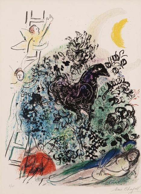 , 'Songe d'un Amoureux,' 1961, Galerie Raphael