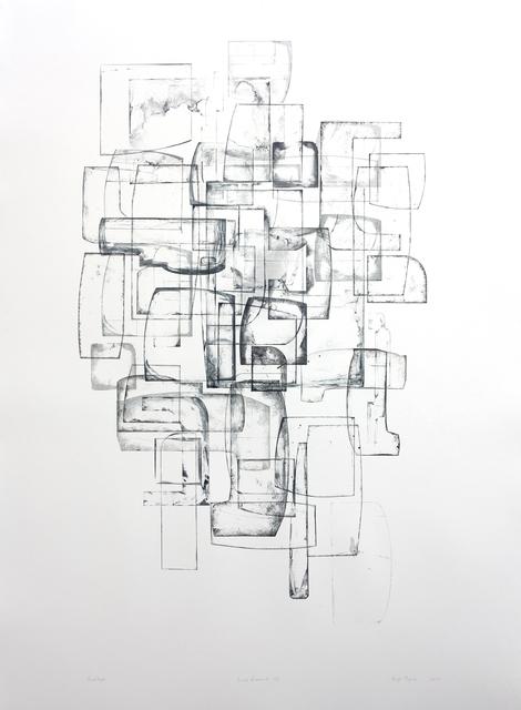 , 'Line Proximity 02 ,' 2017, EBONY/CURATED