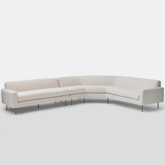 , 'Two-Part Sectional by Harvey Probber,' ca. 1950, Almond & Co.