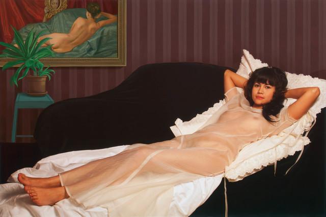 , 'Ode to Goya's Maya,' 2011, Jonathan Ferrara Gallery