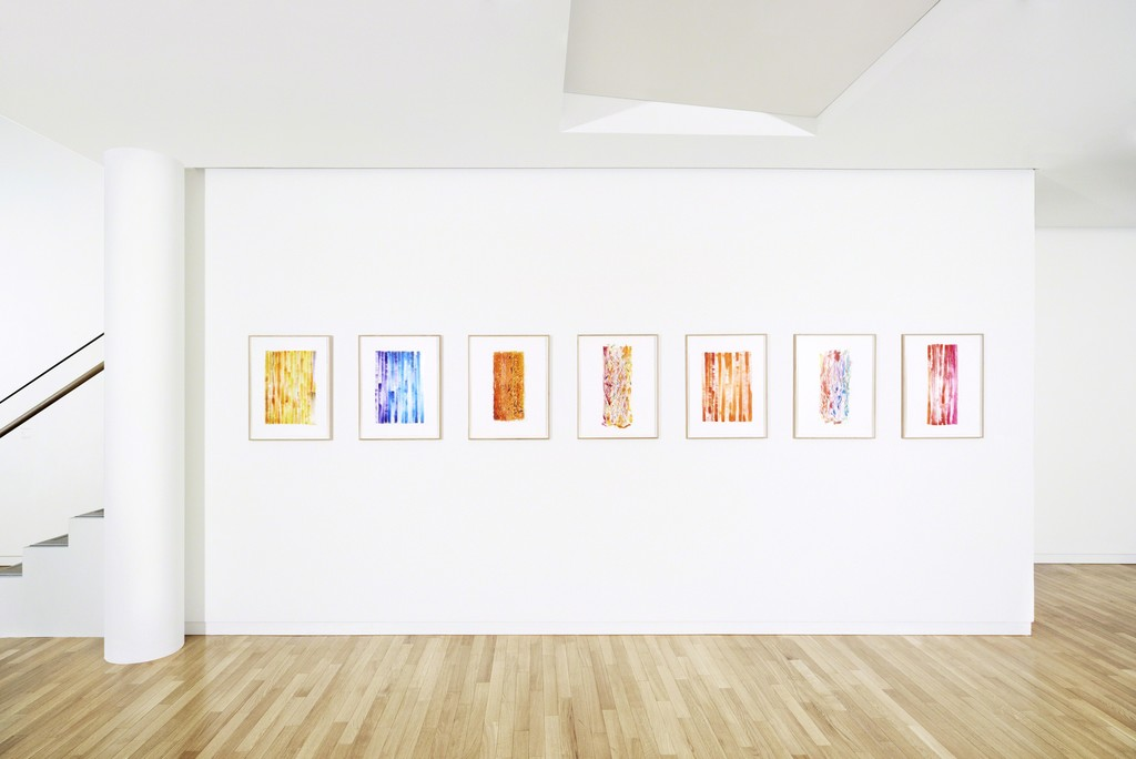Sydney Biennale Sketches, 2015