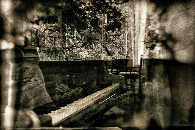 EK Waller, 'Piano Dichotomy', 2019, Fabrik Projects Gallery