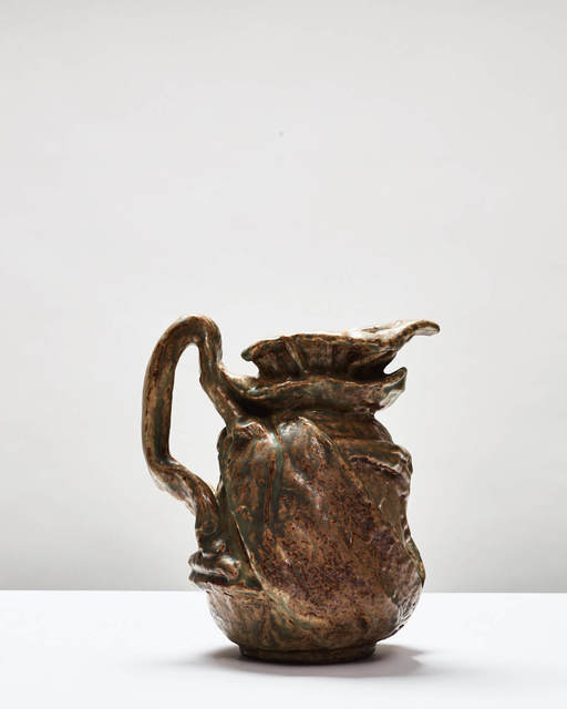 Georges Hoentschel, 'Angry Bird Pitcher', ca. 1900, Jason Jacques Gallery