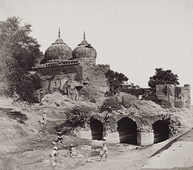 , 'Indian Mosque,' 1858, Getty Images Gallery